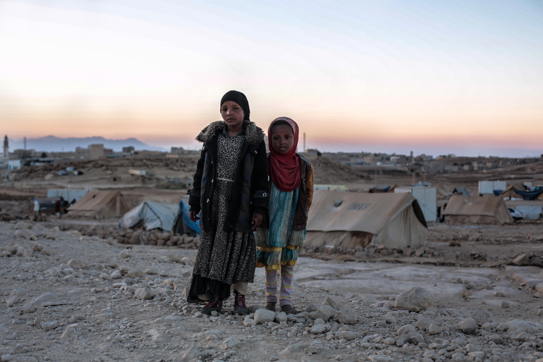 UNHCR/Rawan Shaif