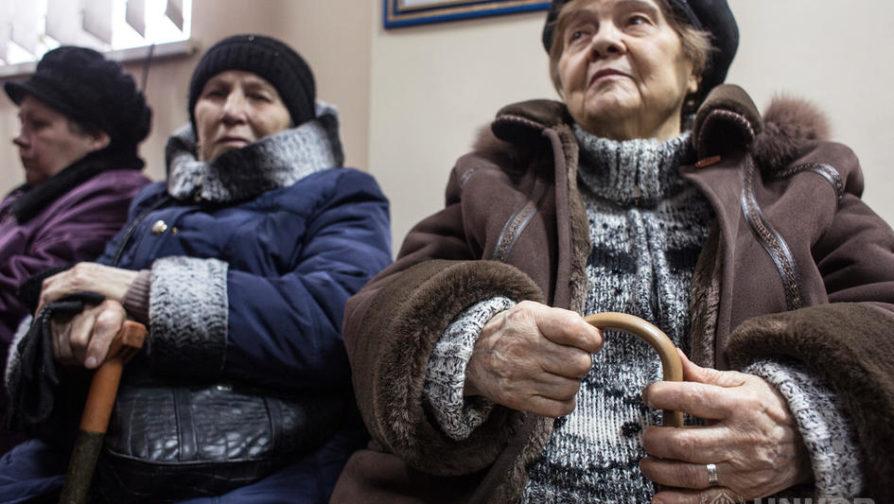 Aposentados afetados pelo conflito na Ucrânia lutam para sobreviver