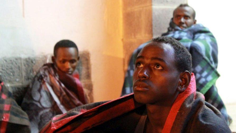 Refugiados recém-chegados enfrentam perigos no Iêmen
