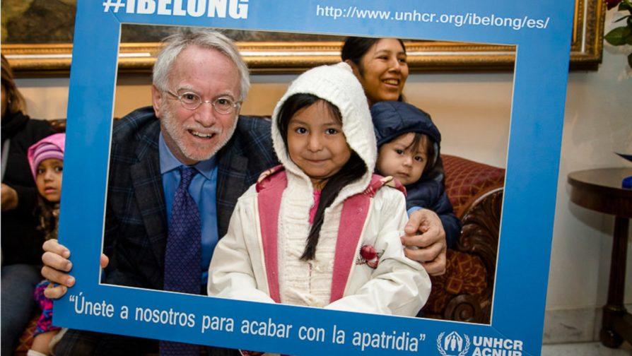 ACNUR parabeniza Chile pela adesão às Convenções da ONU sobre apatridia