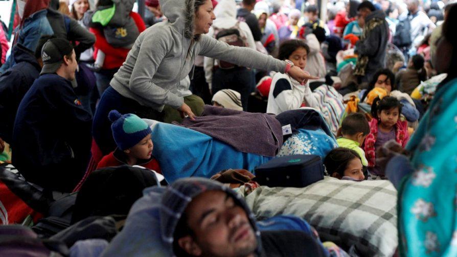 ACNUR aumenta resposta humanitária enquanto Equador declara estado de emergência