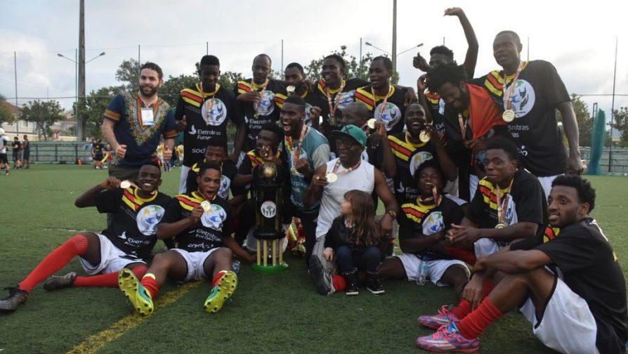Angola vence a etapa Rio de Janeiro da Copa dos Refugiados 2018