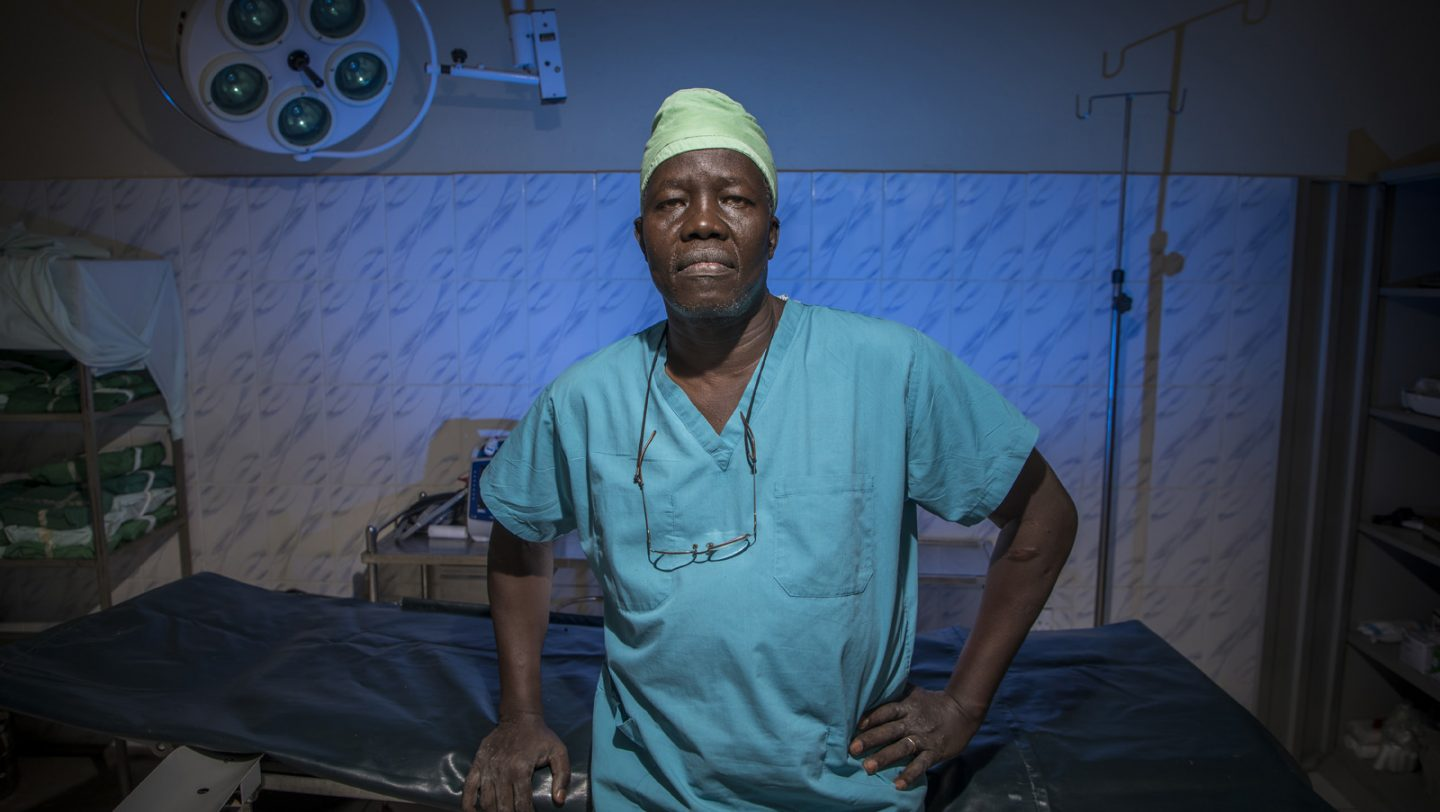 South Sudan. South Sudanese surgeon named as UNHCR's 2018 Nansen Refugee Award winnerWinner provides life-line to more than 200,000 people, including 144,000 refugees