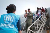 Mais 122 venezuelanos são transferidos nesta quinta-feira para São Paulo e Rio Grande do Sul
