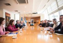 Nota para imprensa conjunta do Alto Comissário das Nações Unidas para Refugiados, Filippo Grandi, e do Chanceler da Argentina, Jorge Faurie