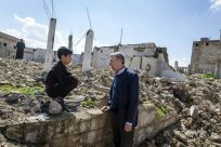 Alto Comissário da ONU para refugiados visita a Síria e avalia necessidades humanitárias