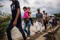 Pesquisa aponta riscos enfrentados por venezuelanos em deslocamento