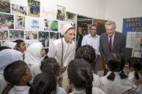 Fundação Education Above All e ACNUR firmam parceria para educar 450 mil crianças deslocadas na Malásia