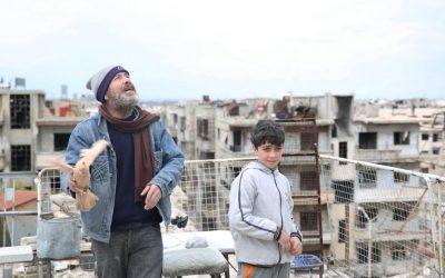 Família síria abraça o desejo de retornar ao lar