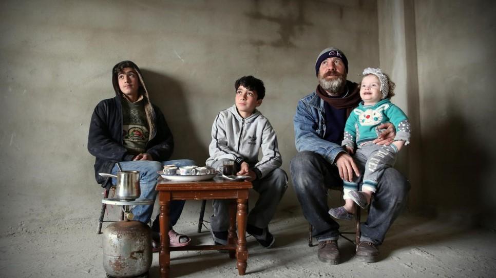 Família síria 4