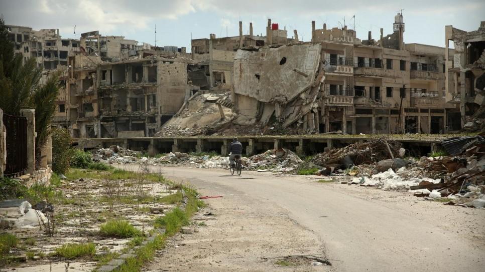 Família síria 5