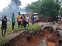 Ciclone Kenneth: equipe do ACNUR testemunha destruição e necessidade de ajuda imediata