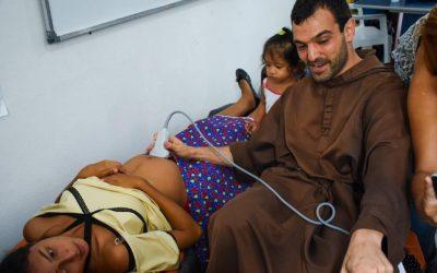 Jornada de Saúde atende em Boa Vista brasileiros e venezuelanos em situação vulnerabilidade