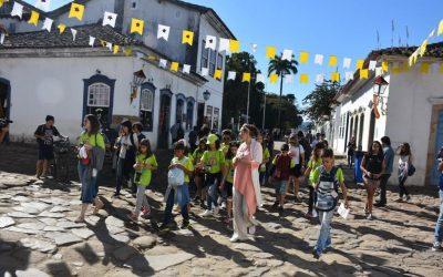 Refugiados participam da Festa Literária Internacional de Paraty