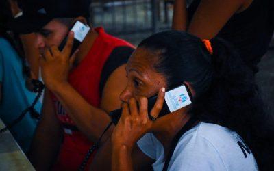 Serviço de ligações gratuitas é oferecido a venezuelanos em Roraima e Amazonas