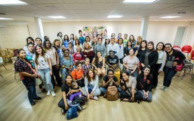 Projeto Empoderando Refugiadas dá as boas-vindas às novas participantes