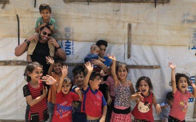 """""""Quando você ajuda um refugiado, você ajuda a sociedade"""""""