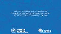 ACNUR e Caritas São Paulo lançam mapeamento de pessoas em situação de refúgio na cidade de São Paulo