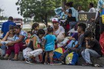Conferência Solidária pede ação à medida que venezuelanos se deslocam em massa