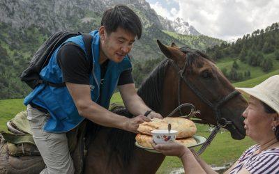 Advogado ajuda Quirguistão a erradicar a apatridia