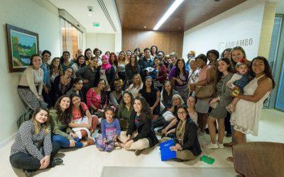 Empoderando Refugiadas encerra série de workshops em SP com o tema de educação financeira
