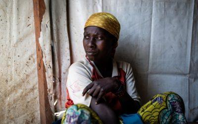 Milhares fogem de conflitos no leste do Congo e recursos se esgotam