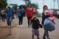 Plano para refugiados e migrantes venezuelanos e países anfitriões busca 1,35 bilhão de dólares