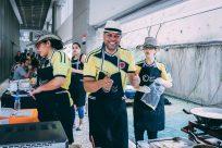 Refugiados e imigrantes atenderão passageiros da CPTM durante Fórmula 1