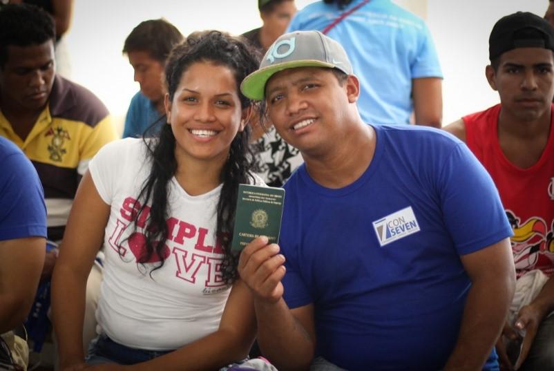 Lyl, 31, e Luis, 34, acessaram documentos no PITRIG