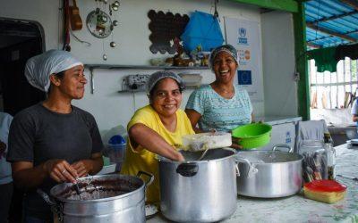Projeto em Pacaraima acolhe refugiados e migrantes em situação de rua
