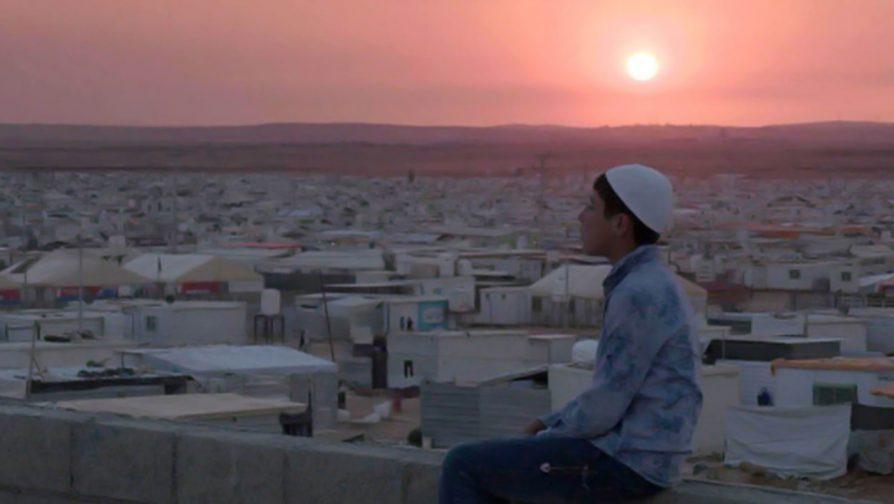 Cena de Zaatari