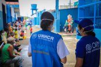 Apelo urgente: COVID-19 intensifica dificuldades de refugiados e migrantes da Venezuela