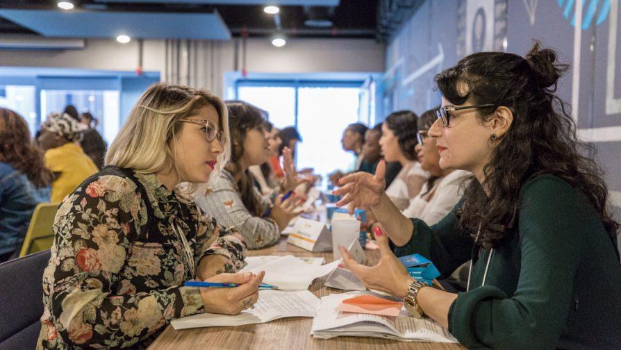 Mais de 50 empresas estiveram engajadas com o projeto e com a causa na quarta edição do Empoderando Refugiadas