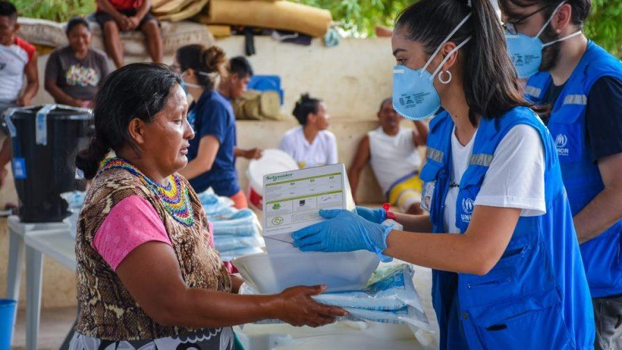 Itens emergenciais já beneficiaram diversas famílias