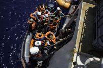 IOM e ACNUR pedem ação urgente depois que 45 morreram no maior naufrágio registrado na costa da Líbia em 2020
