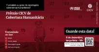 Brasil: CICV e ACNUR entregam do Prêmio de Cobertura Humanitária nesta terça-feira (8)