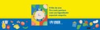 E-book gratuito com receitas de pessoas refugiadas é lançado hoje no Brasil para marcar os 70 anos de atividades do ACNUR