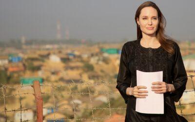 As causas sociais com as quais Angelina Jolie se preocupa