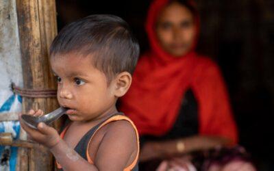 Pandemia agrava a fome de pessoas deslocadas em todo o mundo