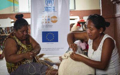 ACNUR realiza encontro de cidades para compartilhar boas práticas no acolhimento de pessoas refugiadas e migrantes