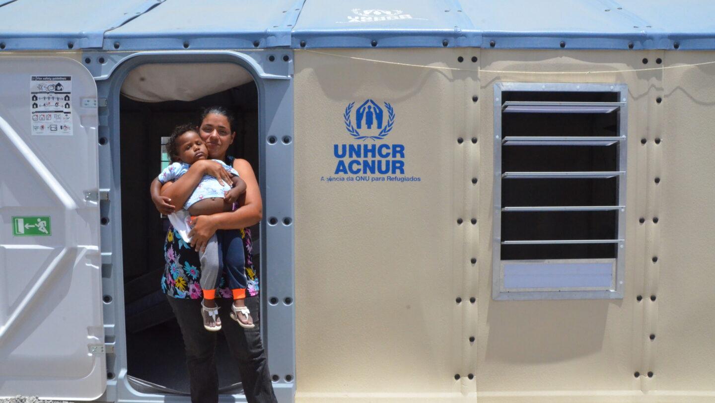 Brazilian Interiorization Programme relocates 130 Venezuelans from Boa Vista (Roraima) to Dourados (Mato Grosso do Sul) with UNHCR Brazil financial aid