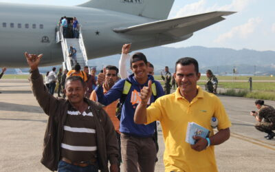 Conheça a estratégia que já transformou a vida de 50 mil refugiados e migrantes venezuelanos no Brasil