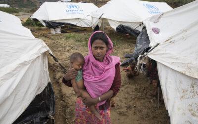 Mãe deve ser refúgio, não refugiada