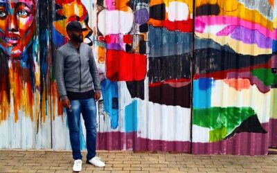 Intervenção urbana de artistas refugiados vai colorir cidades no Brasil