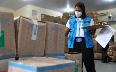 ACNUR apoia rede pública de saúde do Amazonas durante a pandemia de COVID-19 e enchentes no estado
