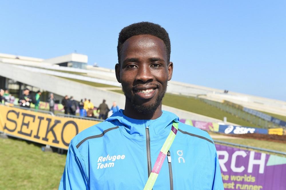 Denmark. Refugee athletes run to inspire