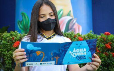 ACNUR apoia cartilha socioambiental sobre o uso consciente da água do Estado de Roraima