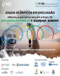 Com apoio da ONU, eMuseu inaugura exposição sobre Olimpíadas e inclusão através do esporte