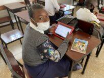 Apenas 34% dos jovens refugiados estão matriculados no ensino secundário