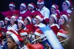 Integrantes de la Orquesta Filarmónica de Panamá presentaron canciones...